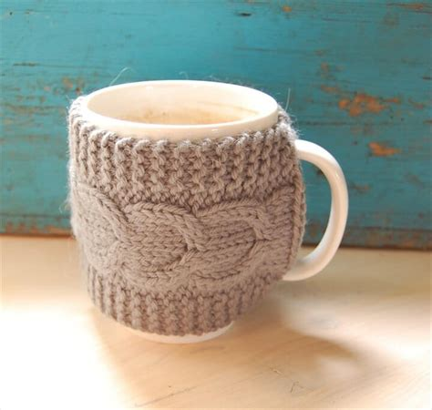 Even if you're not experiencing legit spring weather yet, you can definitely experience some spring crafts. 31 DIY Easy To Make Crochet Mug Warmer Ideas