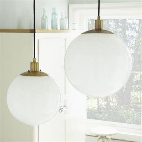 white globe pendant light white globe pendant