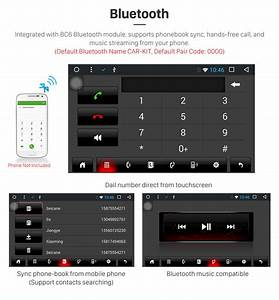 9 Inch Hd Touchscreen Android 6 0 Aftermarket Radio Head