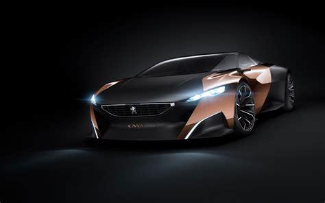 Concept Car Wallpaper by Peugeot Onyx Concept Car 2012 Wallpaper Hd Car