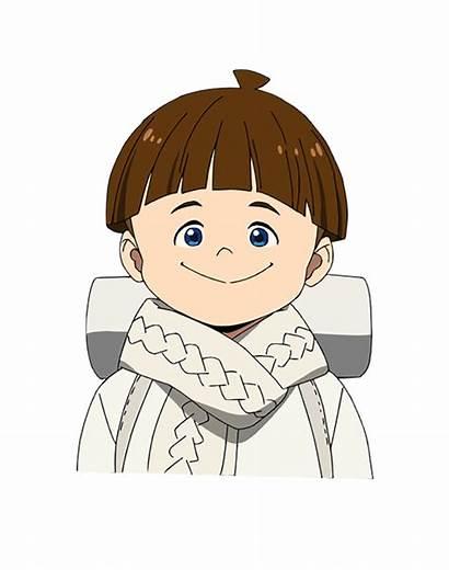 Neverland Promised Character Season Yakusoku 2nd Mark