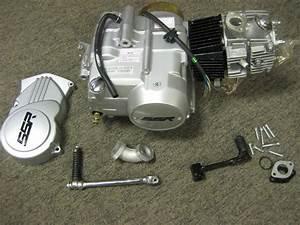 Ssr 125cc Semi Auto Engine - Ssr-125-semi-2424