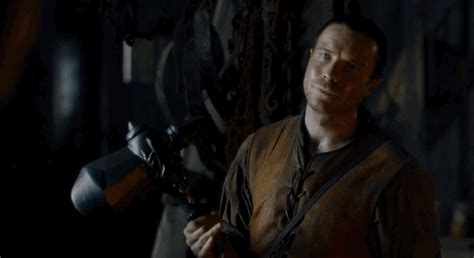 gendry   attractive    convinced hes