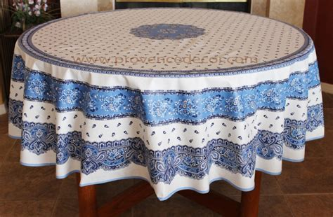 French Provence Tradition White Acrylic Coated Tablecloth Pool Table Kitchen Combo Espresso Set Houzz Lighting Retro And Chairs Mission Style Wooden Dining Patio With Gas Fire Pit Across The