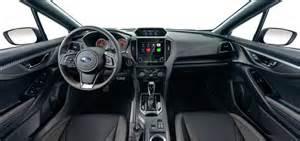 2016 Subaru Impreza Interior by 2017 Subaru Impreza Unveiled Debuts All New Global