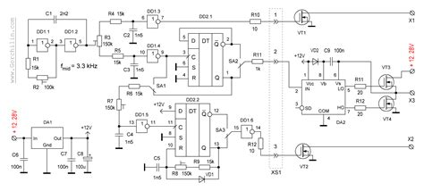 Versatile Control Scheme For Parametric Circuit With