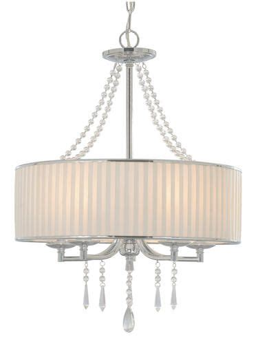 Led Lights For Room Menards by Manhattan 5 Light 28 H Chrome Chandelier At