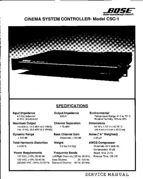 bose 802 802c 802w ii 302b sm service manual schematics eeprom repair info for