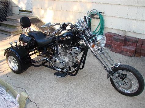 250 Cc Mini Chopper Trike !