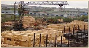 constructeurs maison en bois prix maison en bois rond With maison rondin bois prix 14 fustestage de construction en rondins bruts