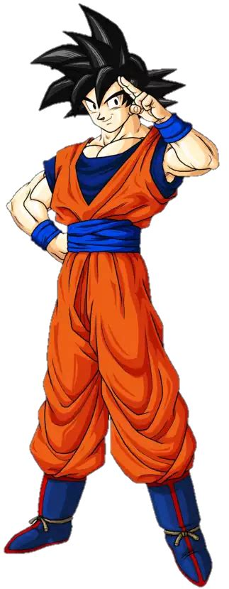 Image - Son Goku (Base).png | VS Battles Wiki | Fandom powered by Wikia