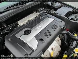 2 0 Liter Dohc 16 Valve 4 Cylinder Engine For The 2003