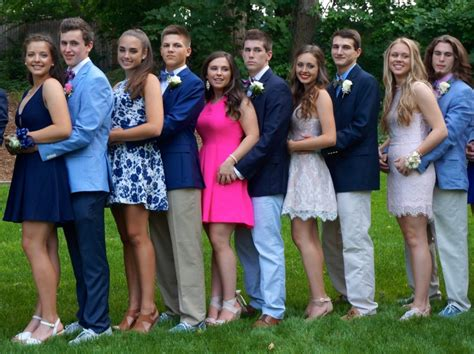 Conard High School Senior Prom