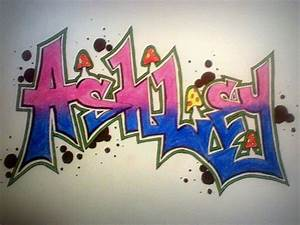 'ashley' graffiti by pirana666 on DeviantArt