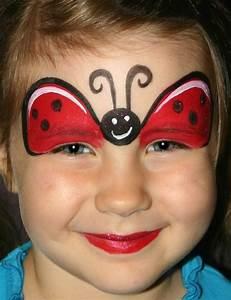 Modele Maquillage Carnaval Facile : 1001 id es cr atives pour maquillage pour enfants maquillage maquillage enfant modele ~ Melissatoandfro.com Idées de Décoration