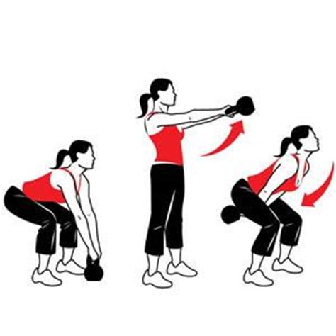 Kettle Swing Exercise by Fit In Time The Many Benefits Of Kettlebell Swings