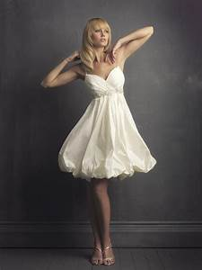 Perfect short wedding dresses outdoor wedding the hairs for Wedding short dresses