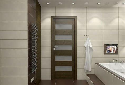 Bathroom Door Designs by Modern Bathroom Door Design Ideas Materials And Size2019