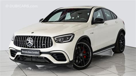 Mercedes benz glc class coupe 2020 prices in uae specs reviews for dubai abu dhabi sharjah ajman drive arabia. Mercedes-Benz GLC 63 AMG S 4M Coupe for sale: AED 419,000. White, 2020