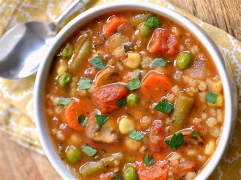 orge recettes cuisine recettes d 39 orge et légumes