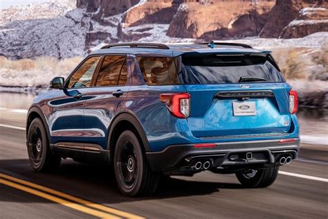 2020 Ford Explorer St by 2020 Ford Explorer St Hiconsumption