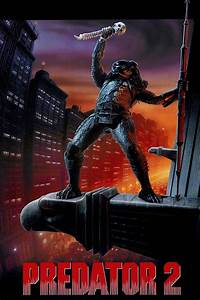 Predator 2 (1990) - Posters — The Movie Database (TMDb)