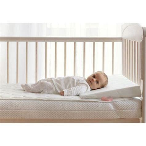 baby wedge pillow baby wedge pillow anti reflux colic cushion on carousell