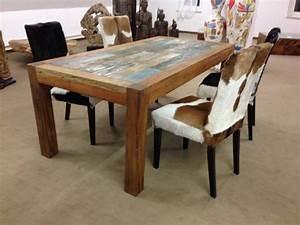 Esstisch Holz 200 X 100 : massivholztisch esstisch boatwood der tischonkel ~ Bigdaddyawards.com Haus und Dekorationen