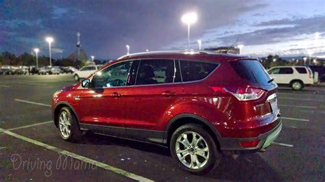 ford crossover escape 2014 ford escape review for families se titanium models