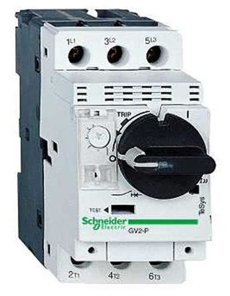 Electric Motor Protection by Gv2p14 Schneider Electric Tesys 690 V Motor Protection
