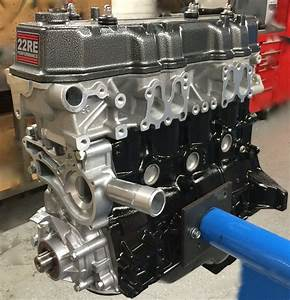 Stage 2 Rebuilt Engine  U2014 22re Performance