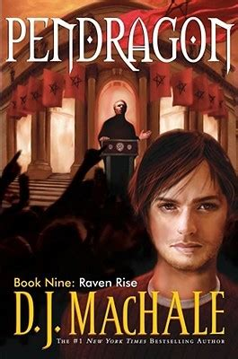 raven rise pendragon   dj machale reviews