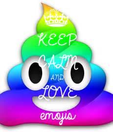 Keep Calm and Love Emojis