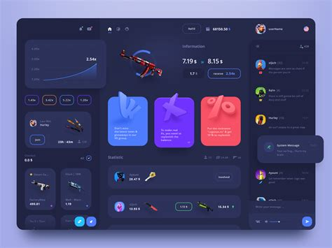 website dashboard ui examples  design inspiration