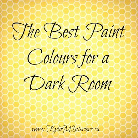 the best light paint colours for a room basement