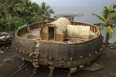 Ark Lost Boat by Noah S Ark Revealed As Scaled Replica Built By