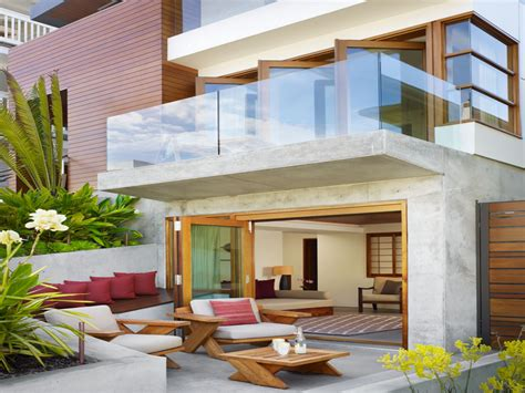 lawn garden 1920x1440 modern small terrace tropical