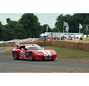 Dodge Viper GTS R Group GT2 1996  Racing Cars