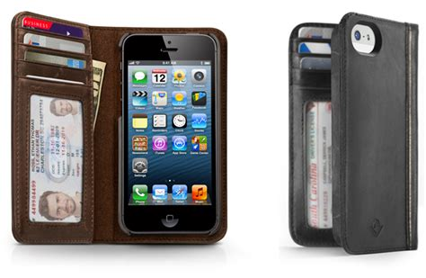 iphone 5 wallet cases iphone 5 bookbook wallet starts a new chapter gadgetmac