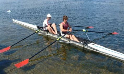 Bow And Stroke Side Of A Boat by Introduction To Rowing