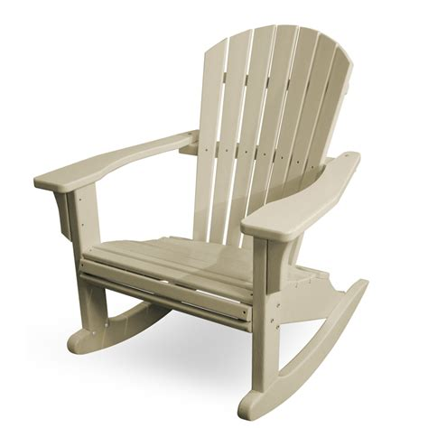 Polywood South Adirondack Rocking Chair by Polywood Adirondack Rocking Chairs Ideas Home Interior