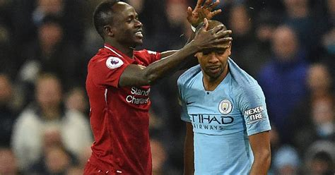 liverpool  man city picking  combined xi