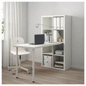 Ikea Schreibtisch Kallax : kallax combinaci n escritorio blanco ikea ~ A.2002-acura-tl-radio.info Haus und Dekorationen