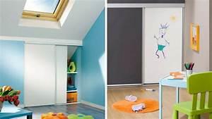 Dressing Chambre Enfant : 5 conseils pour un dressing sous pente parfait ~ Teatrodelosmanantiales.com Idées de Décoration