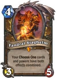 Fandral Staghelm - Hearthstone Wiki