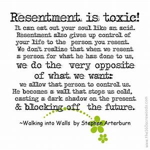 17 Best images about Resentment an Letting Go on Pinterest ...