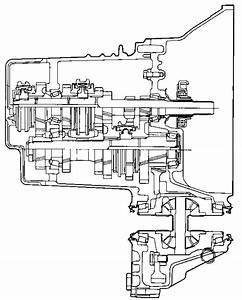 Manual Transaxle Diagram