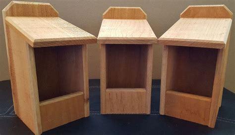 cedar nesting boxes  robins cardinals bluebirds titmouse bird house bird house