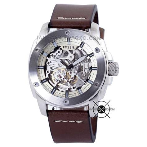 Jam Tangan Fossil Me3099 Automatic harga sarap jam tangan fossil modern machine me 3083