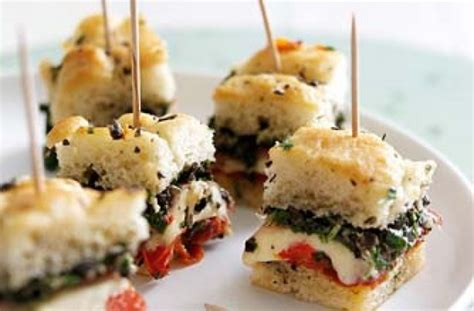 easy canape recipes nigella salmon and caviar topped potatoes 50 and easy